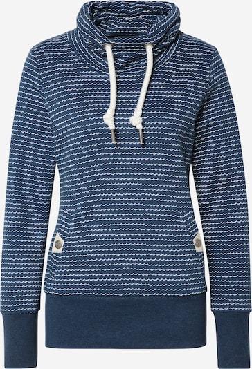 Ragwear Sweatshirt 'RYLIE' in blue denim, Produktansicht