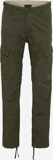 Carhartt WIP Bojówki 'Aviation Pant' w kolorze oliwkowy / ciemnozielonym, Podgląd produktu