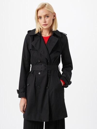 Banana Republic Trenchcoat in schwarz, Modelansicht