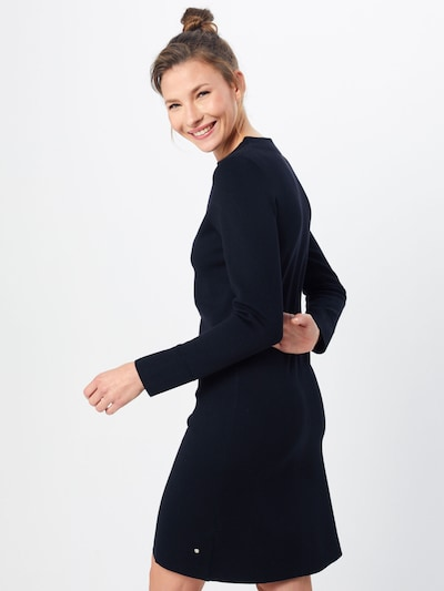 Suknelė 'Emely' iš BRAX , spalva - juoda: Vaizdas iš galinės pusės