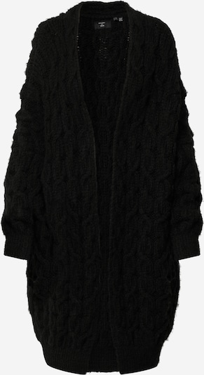 Superdry Strickjacke in schwarz, Produktansicht