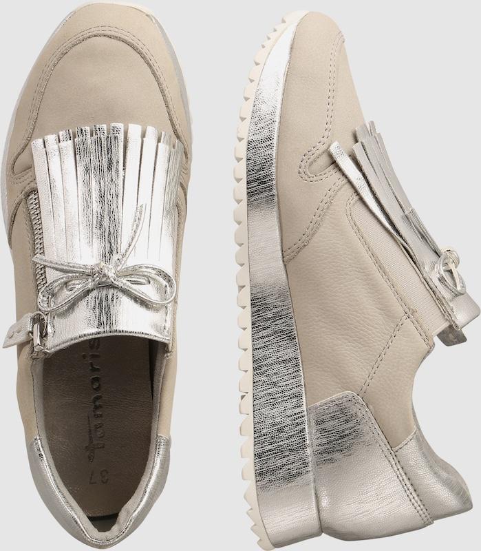 TAMARIS Sneaker mit Haferlasche