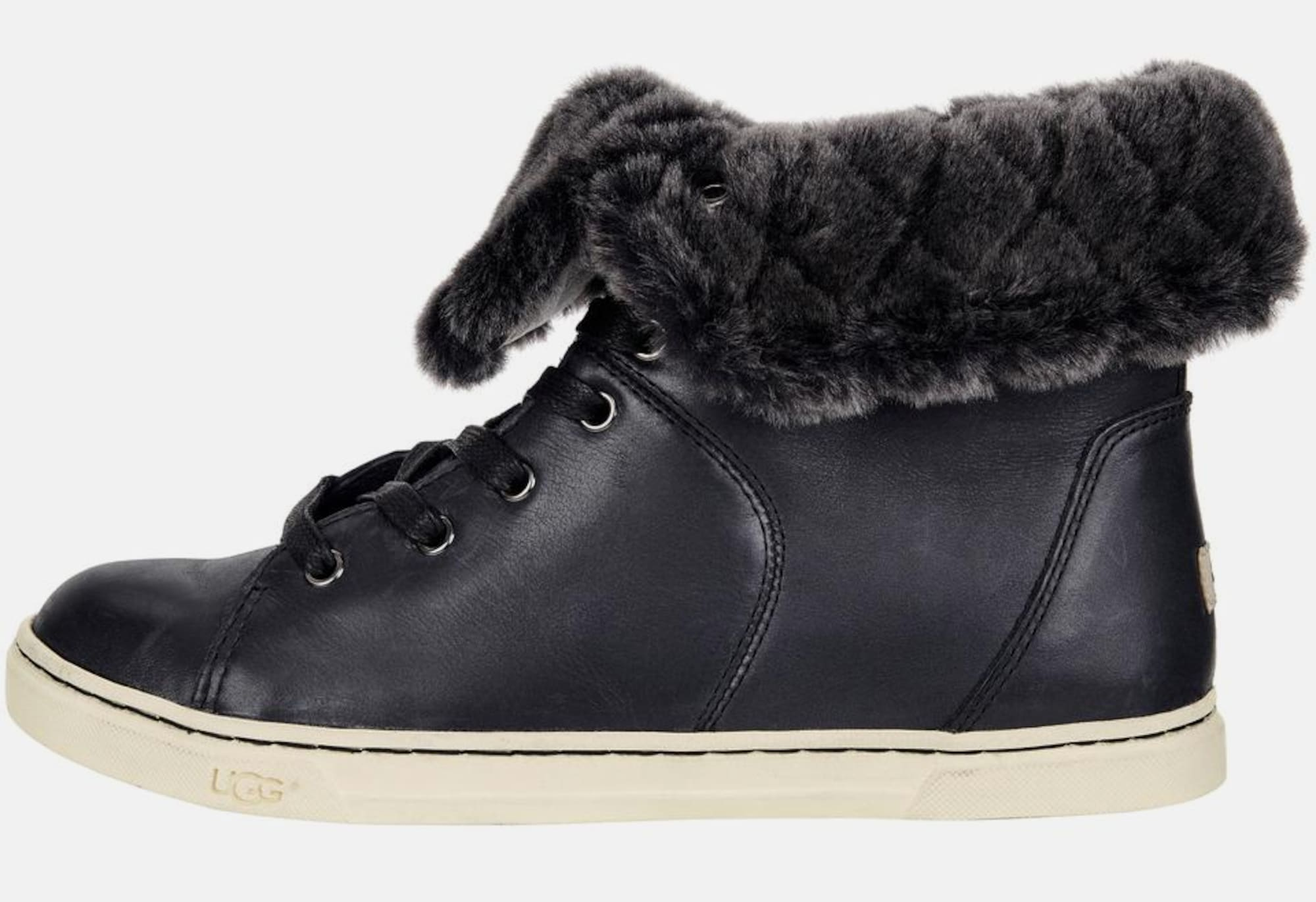 Ugg Sneaker Croft Luxe Quilt In Schwarz About You