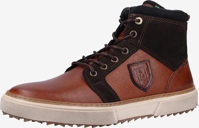 PANTOFOLA D'ORO Sneaker in braun / dunkelbraun, Produktansicht