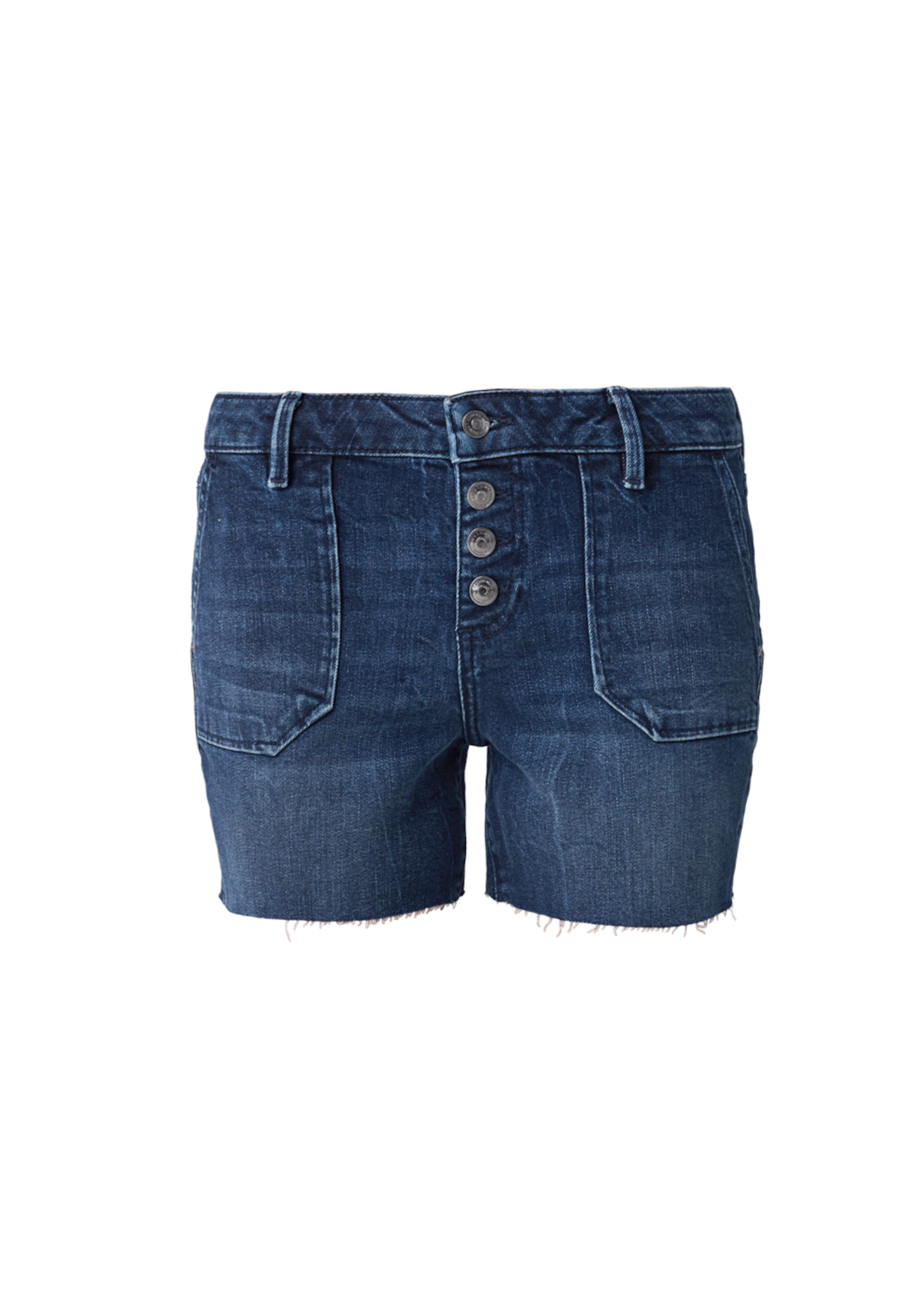 Red Short oliver Label S In Blue Denim UqzpGSMV