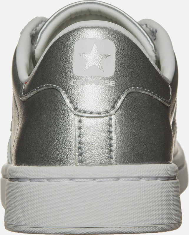 CONVERSE 'Pro Leather LP Metallic OX' Sneaker