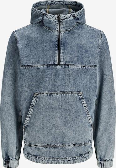 JACK & JONES Jeans Anorak in blau, Produktansicht