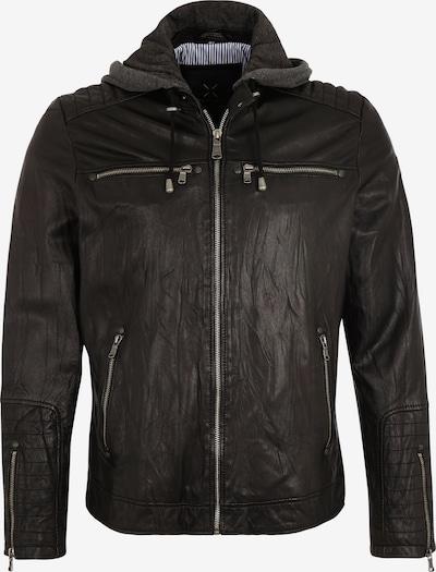 STONES Jacke 'Bent' in schwarz, Produktansicht