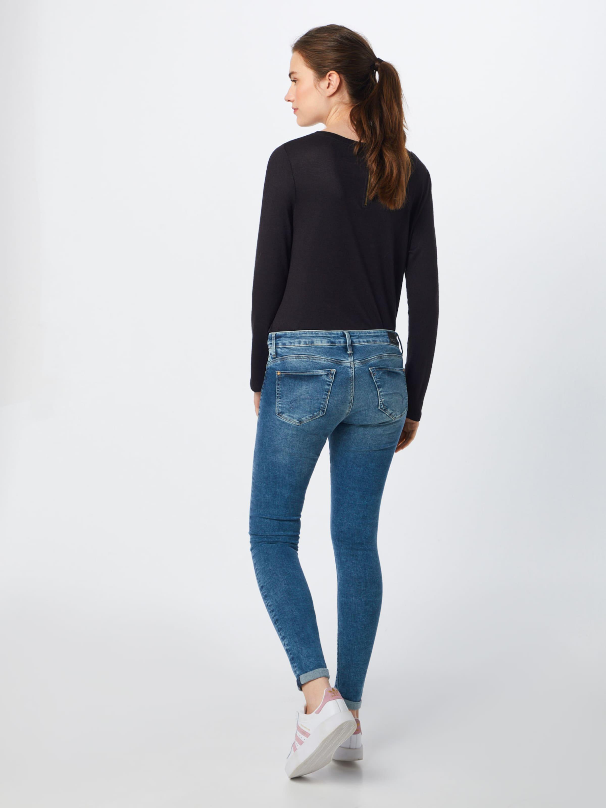 Denim Mavi 'lexy' Washed Blue In jeans Ymvf6Ib7gy