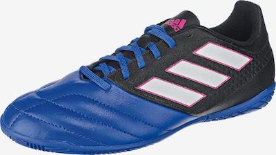 ADIDAS PERFORMANCE Fußballschuh 'ACE 17.4' in blau / royalblau / lila / schwarz / weiß, Produktansicht
