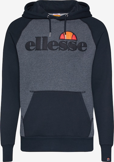 ELLESSE Sweatshirt 'TALIAMENTO' in Dark grey, Item view