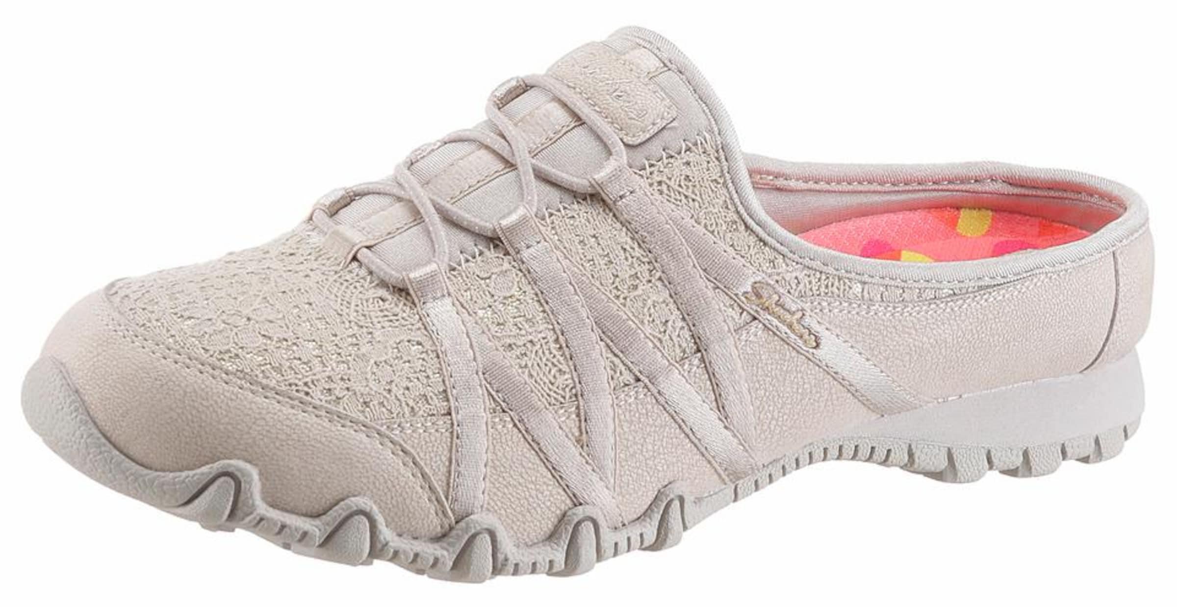 SKECHERS Pantoletten Verschleißfeste billige Schuhe Hohe Qualität