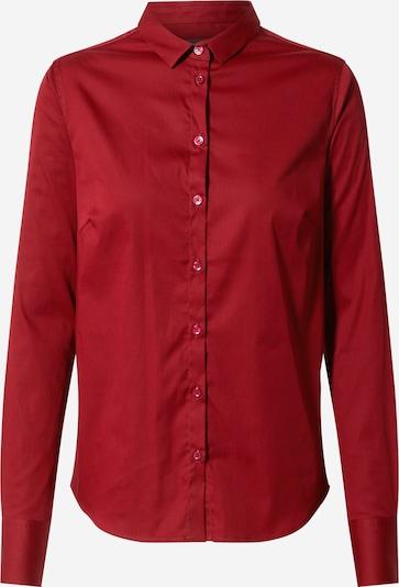 MOS MOSH Blouse 'Tilda' in de kleur Rood, Productweergave