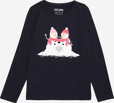 BLUE SEVEN Tričko - tmavomodrá / ružová / ružová / biela, Produkt