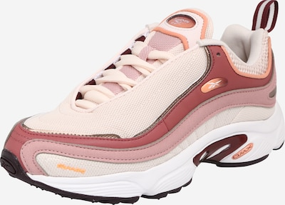 Reebok Classic Sneaker 'DAYTONA DMX' in rosa / weiß, Produktansicht