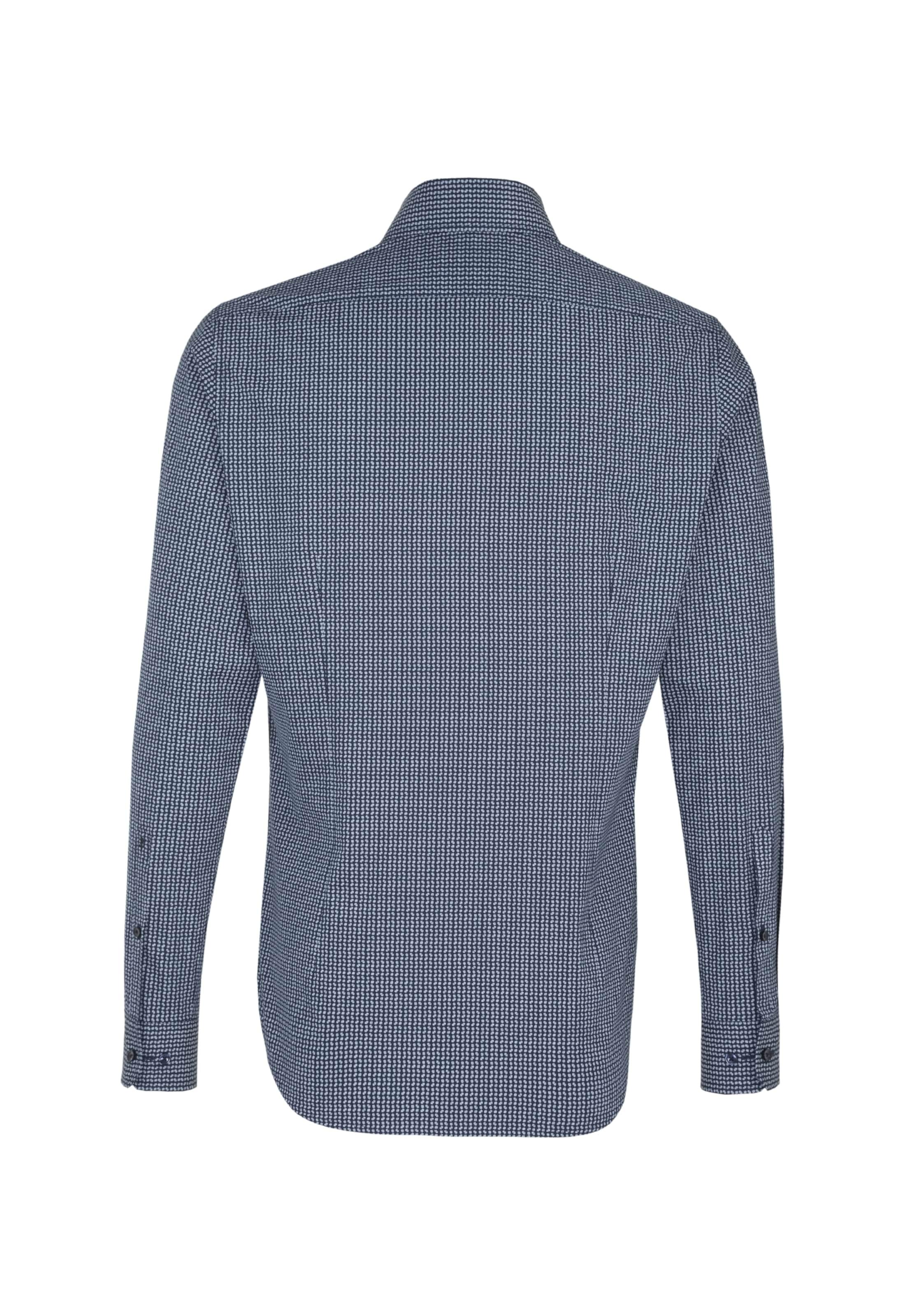'tailored' DunkelblauGrau Hemd 'tailored' Seidensticker In 'tailored' Hemd Seidensticker Hemd In Seidensticker DunkelblauGrau hrCtsQd