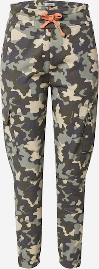 Tommy Jeans Hose in beige / dunkelblau / khaki / dunkelgrün, Produktansicht