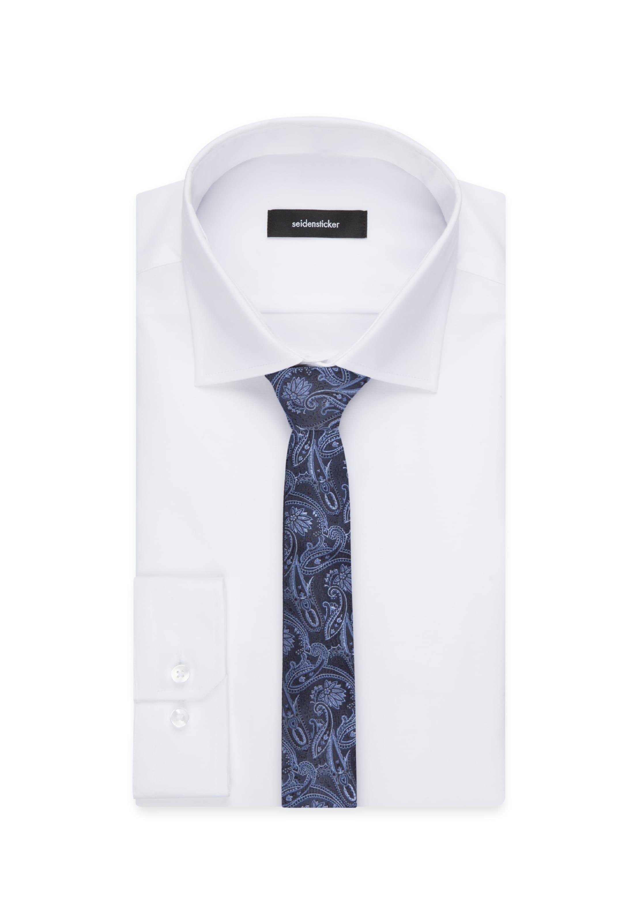 In In In RoyalblauDunkelblau Seidensticker Seidensticker Krawatte Krawatte Krawatte RoyalblauDunkelblau Seidensticker 3Lq45ARj