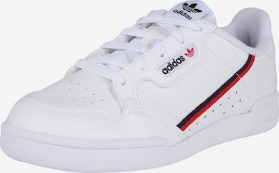 ADIDAS ORIGINALS Baskets 'Continental 80' en bleu marine / rouge feu / blanc, Vue avec produit