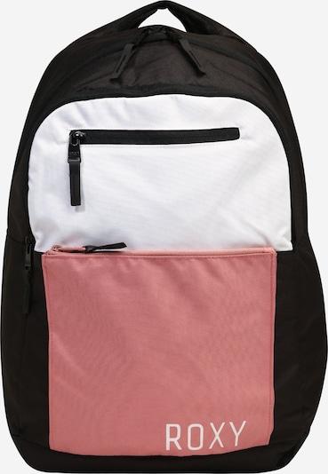 ROXY Sac à dos de sport 'Here You Are' en rosé / noir / blanc, Vue avec produit