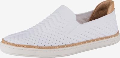 UGG Slip-on obuv 'Sammy Chevron' - svetlohnedá / šedobiela, Produkt