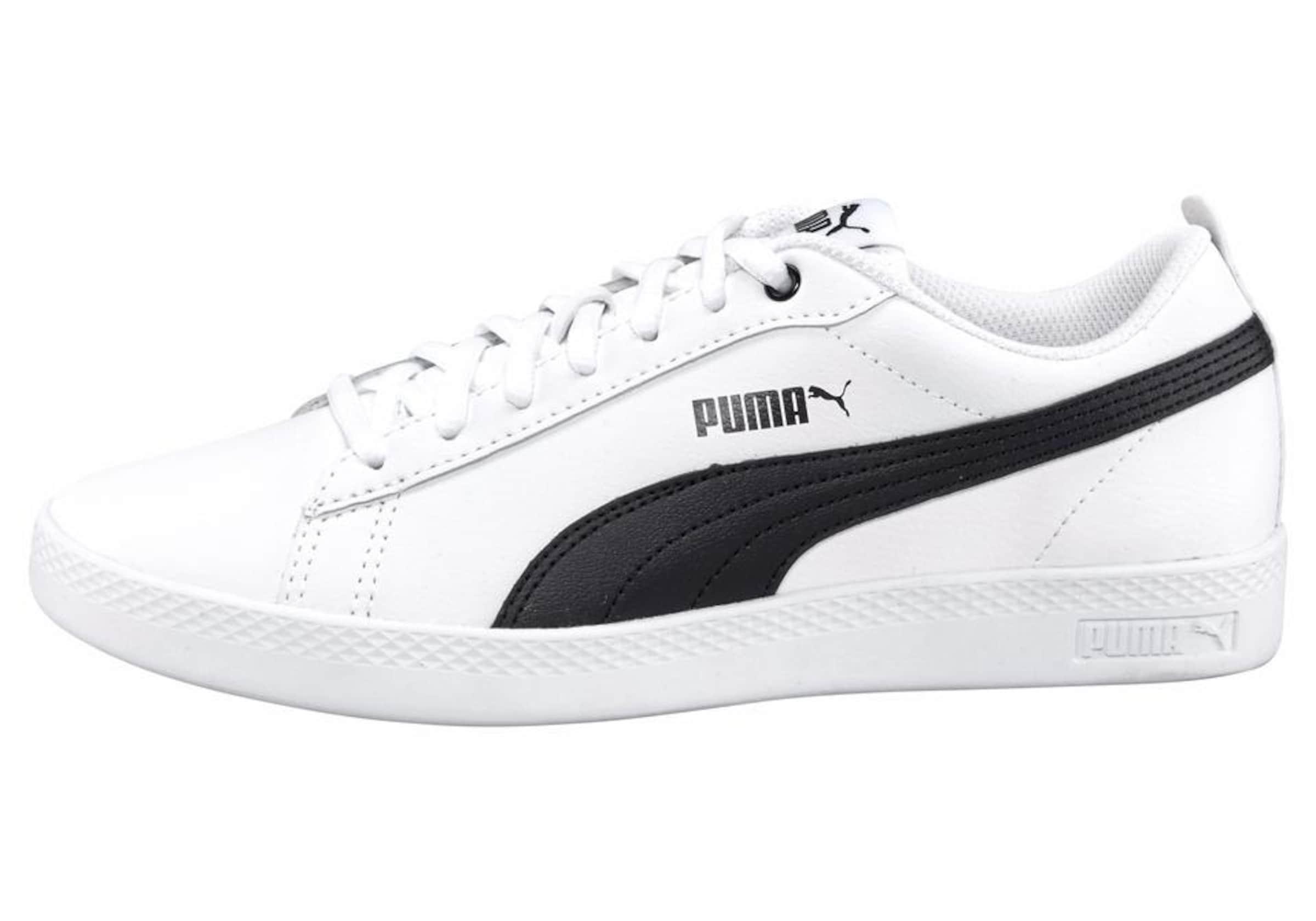 In Wns SchwarzWeiß Sneakers V2 'smash L' Puma WdrCxeEQBo