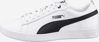 PUMA Sneakers 'Smash WNS V2 L' in schwarz / weiß, Produktansicht
