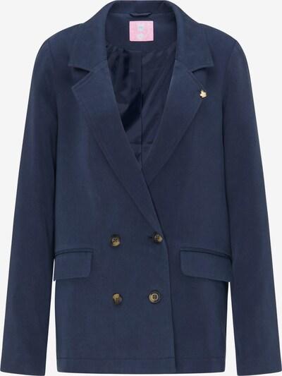 MYMO Blazer in dunkelblau, Produktansicht