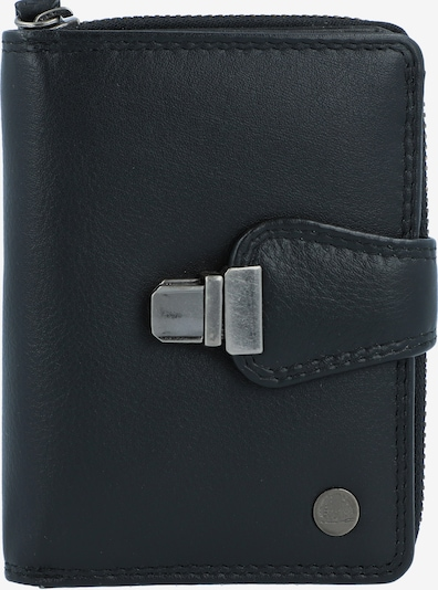 GREENBURRY Porte-monnaies en noir, Vue avec produit