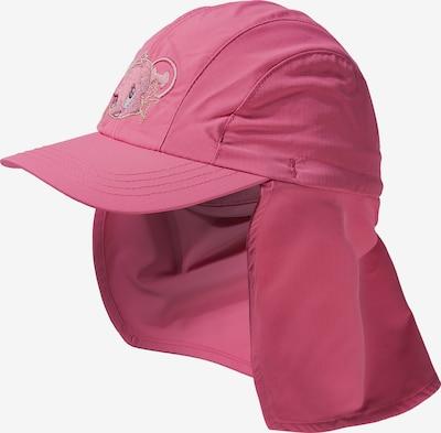 HYPHEN Sonnenhut mit UV-Schutz in pink, Produktansicht
