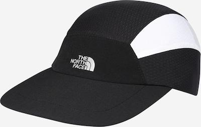 THE NORTH FACE Casquette de sport en noir / blanc, Vue avec produit