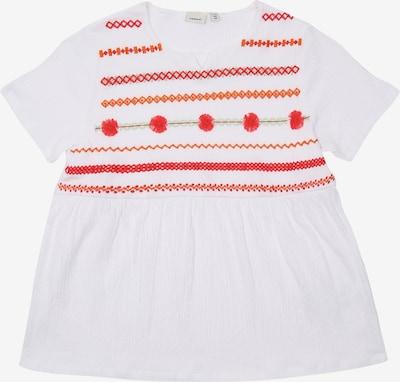 NAME IT Shirt 'JAMAL' in weiß, Produktansicht
