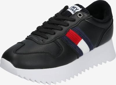 Tommy Jeans Sneakers laag in de kleur Zwart, Productweergave