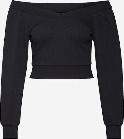 IVYREVEL Sweat-shirt 'OFF SHOULDER' en noir, Vue avec produit