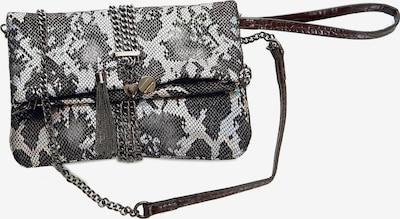 Emma & Kelly Tasche in grau / anthrazit / hellgrau, Produktansicht