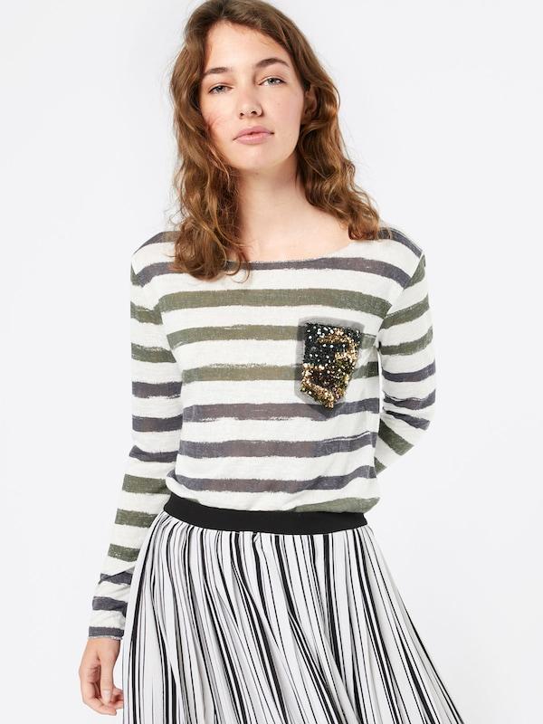Key Largo Streifen Shirt 'WLS JESSY round'