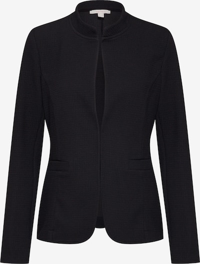 ESPRIT Blazer 'Knit Blazer' in black, Item view