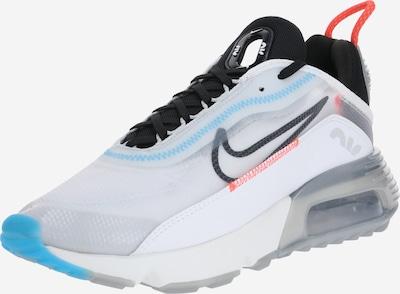 Nike Sportswear Sneaker 'AIR MAX 2090' in platin / weiß: Frontalansicht