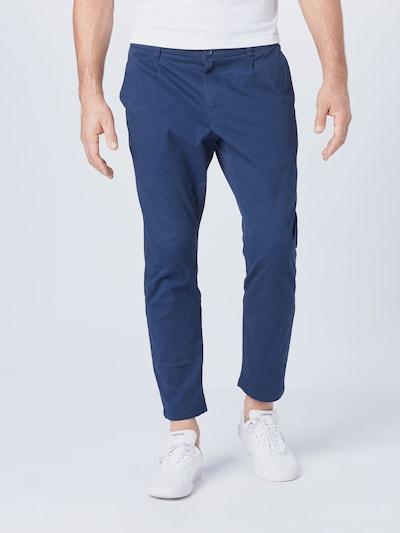 Only & Sons Chinosy 'CAM ' w kolorze ciemny niebieskim, Podgląd na modelu(-ce)