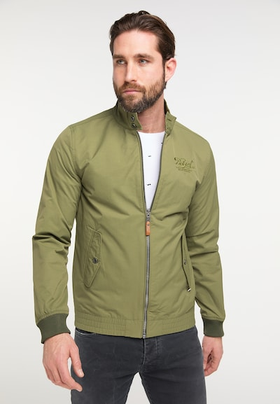 Petrol Industries Blouson in oliv: Frontalansicht