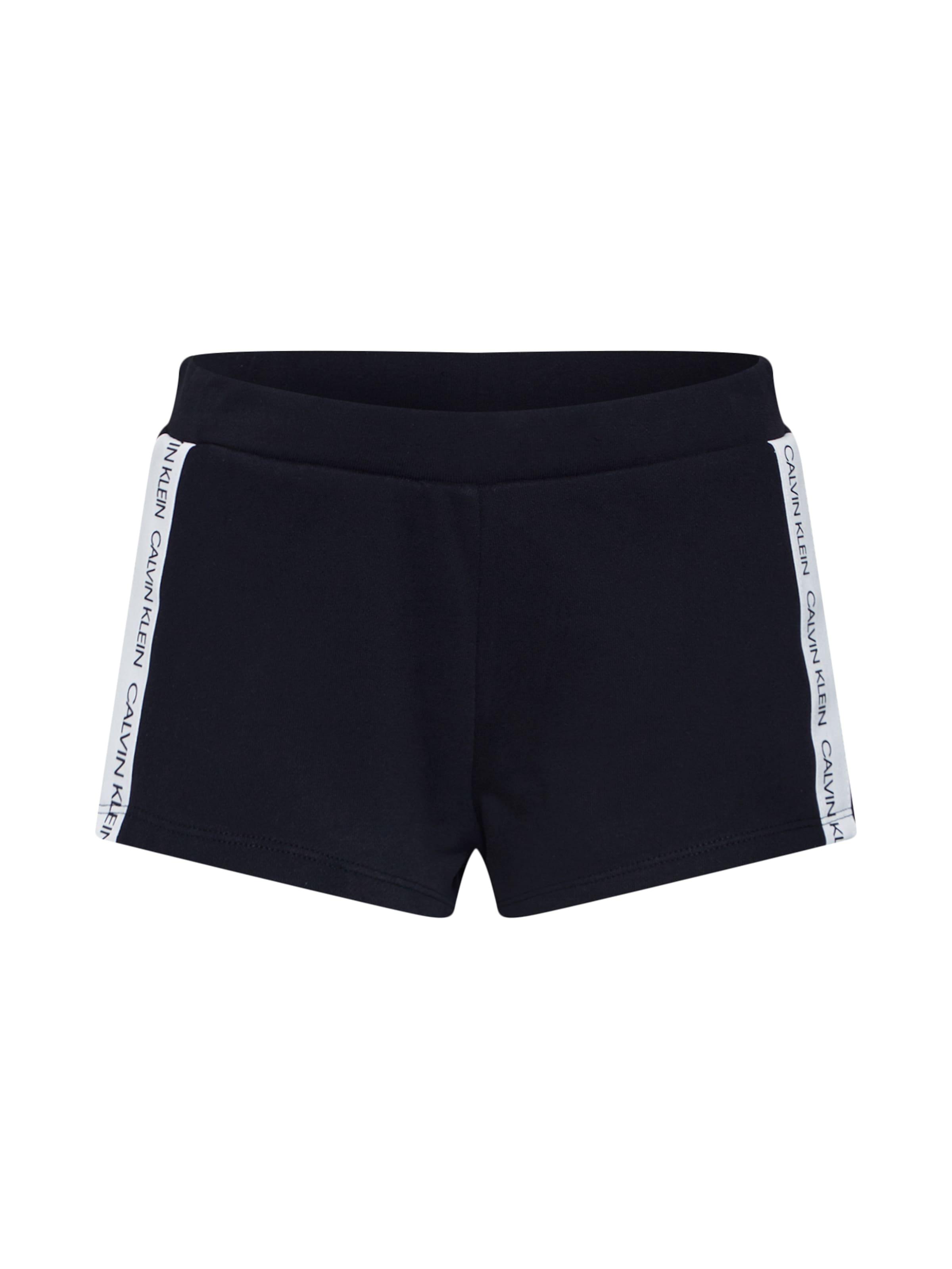Zwart Calvin In Swimwear Klein Pyjamabroek XiPkZu