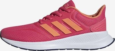 ADIDAS PERFORMANCE Schuh 'Runfalcon' in dunkelorange / dunkelpink, Produktansicht