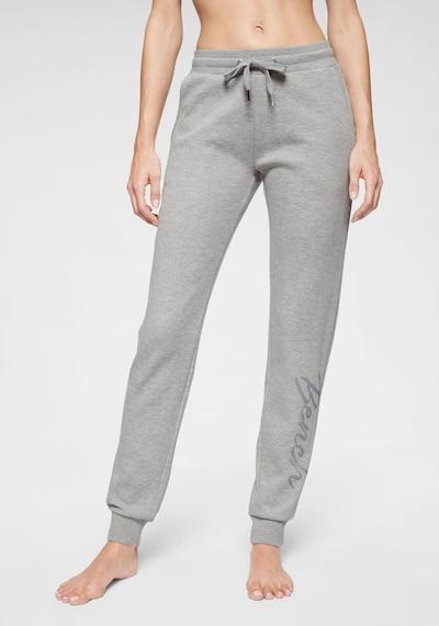 BENCH Kalhoty - šedý melír, Model/ka