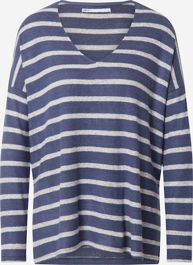 ONLY Pullover 'MAYEA' i blå / hvid, Produktvisning