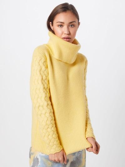 Megztinis 'Madlen' iš ABOUT YOU , spalva - geltona: Vaizdas iš priekio