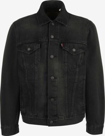 LEVI'S Jeansjacke ' The Virgil Trucker ' in schwarz, Produktansicht