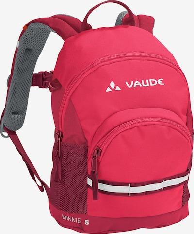 VAUDE Minnie 5 Kinderrucksack 28 cm in pink / rot, Produktansicht