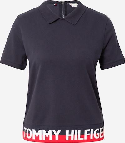 TOMMY HILFIGER T-shirt 'KHLOE' en bleu foncé, Vue avec produit