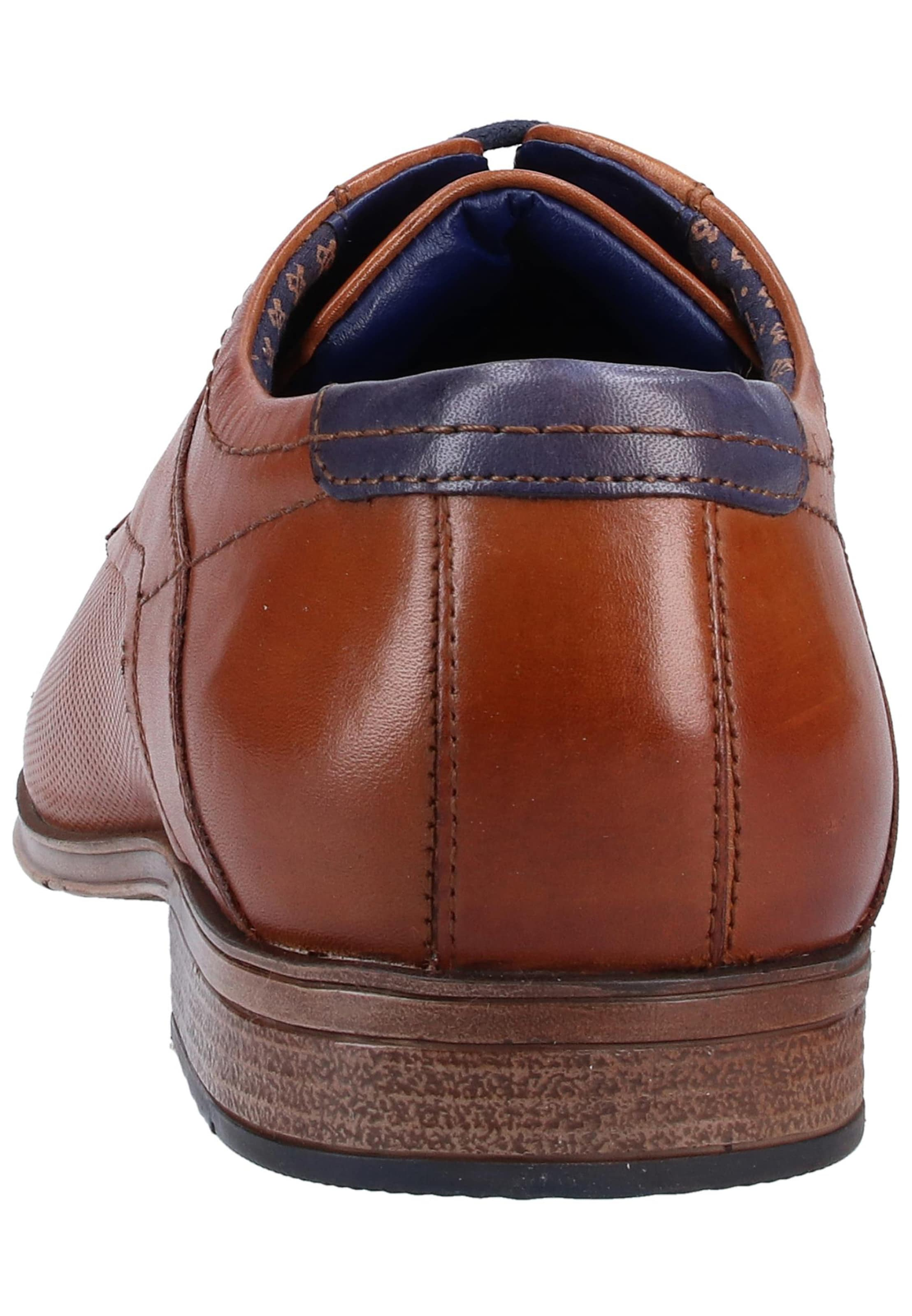oliver Red Businessschuhe Label NavyCognac In S kZXOPNn80w