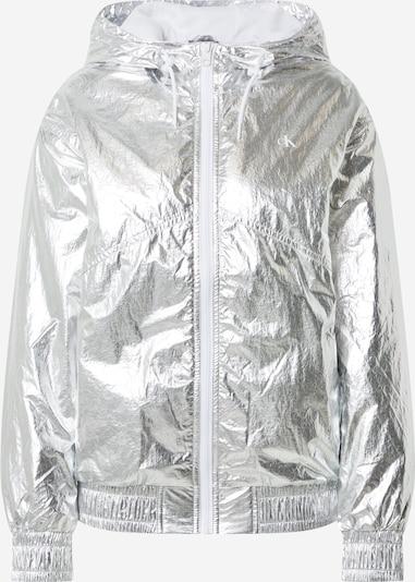 Calvin Klein Jeans Přechodná bunda - stříbrně šedá, Produkt